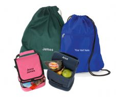 PE, SWIMMING, DANCE, LUNCH BAGS ETC
